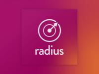 Radius application icon