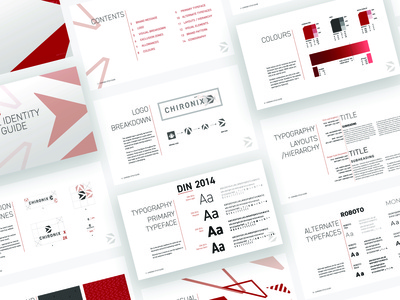 Chironix style guide