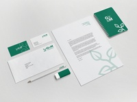 G&M Industries stationery set