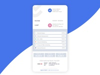 New invoice template for 2018
