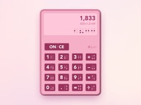 Braille Calculator