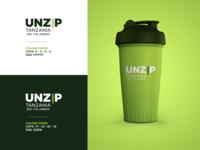 Unzip Tanzania Shaker cup
