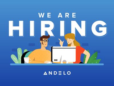 We're Hiring Designers designer hiring job hire ui portfolio