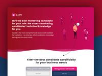 Qualifii - Landing Page