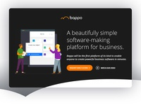 Bappo - Landing Page