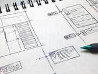 Initial Web App Sketch