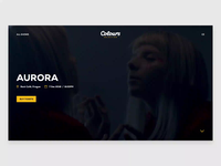 Colours Selection - Homepage