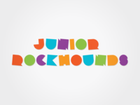 Junior Rockhounds branding font