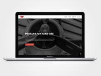 Red Airplane Design LLC website