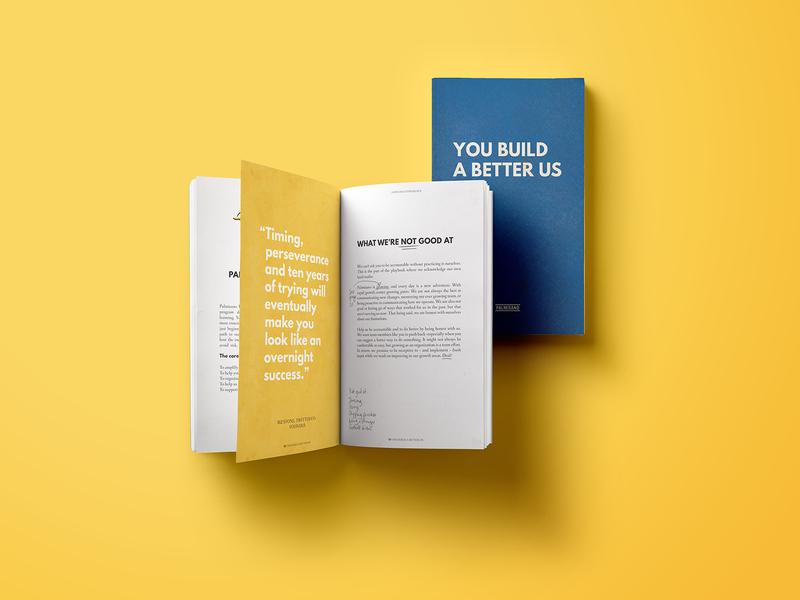 You Build Handbook