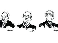 Sketchy Politicians