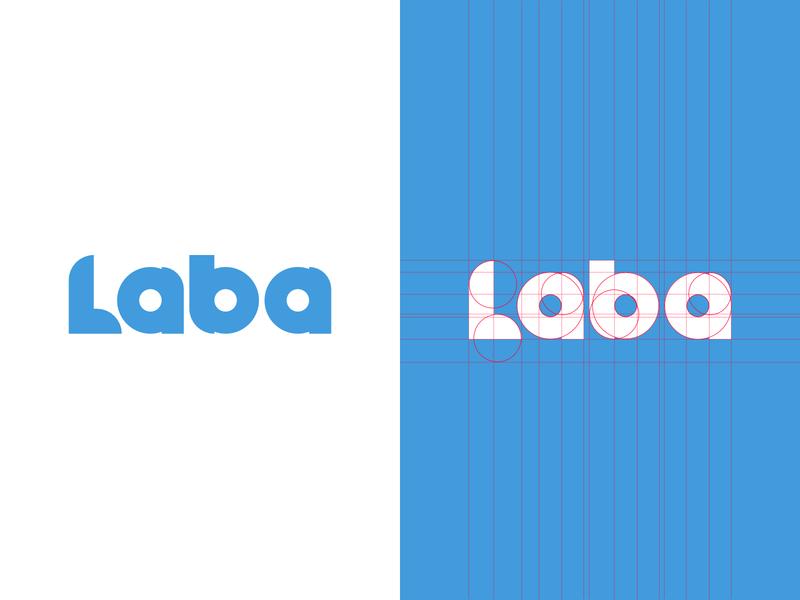 Laba logo   Point of Sales ( PoS ) indonesia logo design logotype logo design