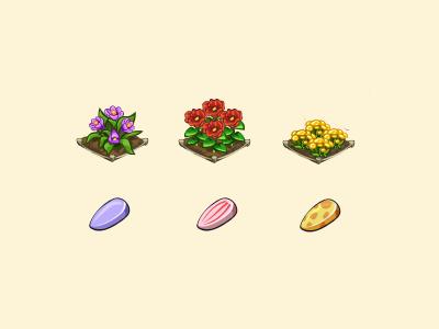 Ferm flower