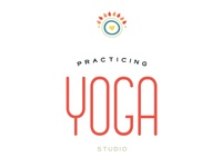 Practicing Yoga Logo