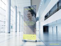 Talent Fellowship Study Programme Rollups fellowship talent branding rollup print design