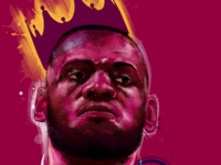 Lebron James commission