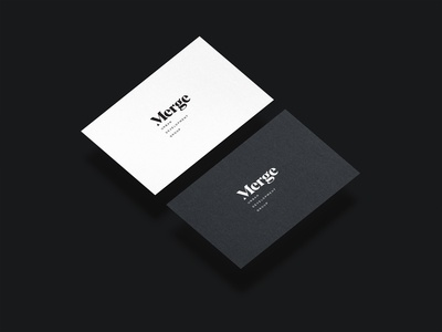 Merge Development Group By Third West Studio