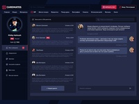 Profile / Messages