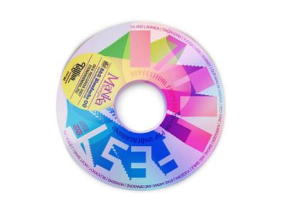 """CD """"Manka pop fest"""" handmadefont cd"""