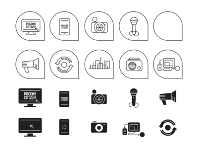 icons RS icons