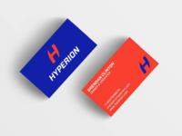 Hyperion Branding & Business Card Design