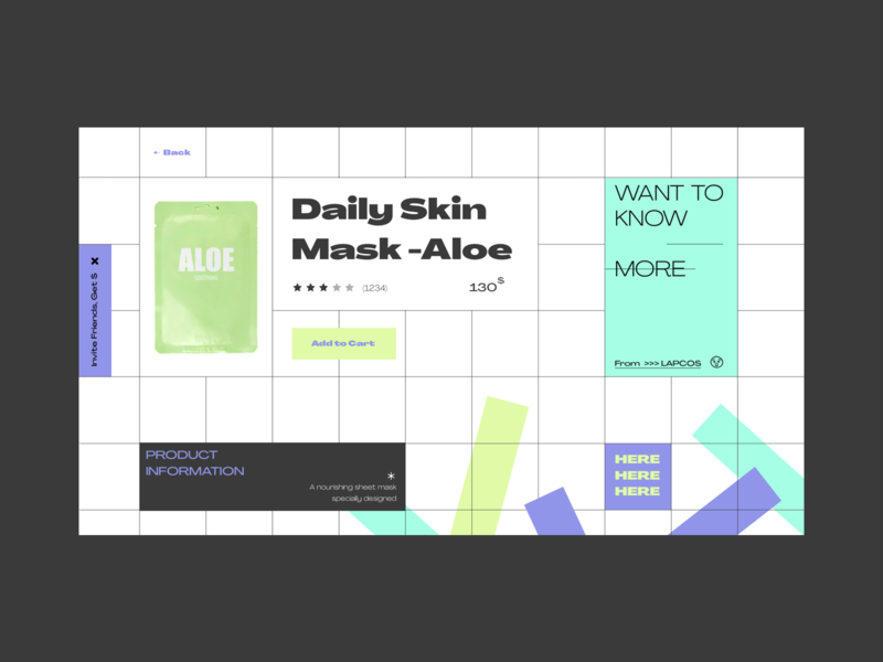 Skincare Products dribbble dailyui cart abstract products shopping cart shopping app skincare fashion shopping shop mobile app design web  design colour palette web website typography ux ui