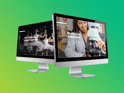 Website Design identity design uiux branding website