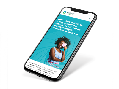 Public Health Advocates Mobile brand creative webdesign responsive mobile design mobile website design