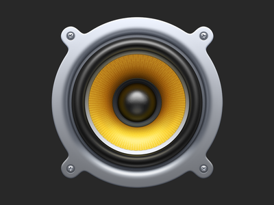 Vox Icon icon apple music play column intarface macos player sound top turntable vox