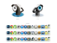 Dribbble - icon-size png by TrySoda