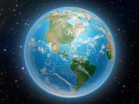 Earth  Space  Illustration  Icon  Illustrator  Vector
