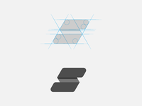 S Monogram Grid