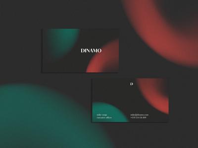 Dinamo Business Cards