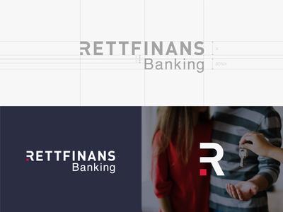 Rettfinnans Logo