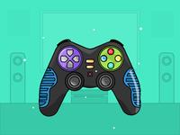 Joystick Game Controller - Day 21/31