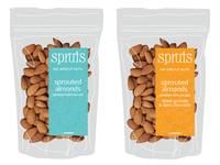 Spruts Nuts Rebrand