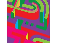 Typedelic Posters