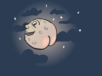 Cheeky Moon