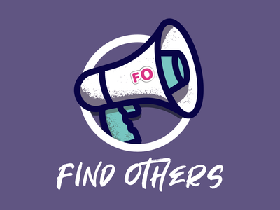 Company rebrand for Find Others legaltech legal petition campaign activism logo