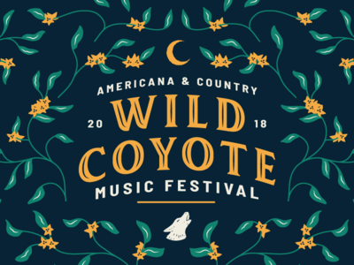 Laxalt & McIver / Projects / Wild Coyote Music Festival