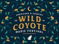 🌼🌱 Wild Coyote Filigree