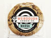 Weirdough - Cookie Label