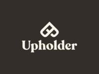 Upholder   brandmark