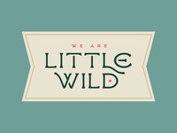 Little Wild Logotype