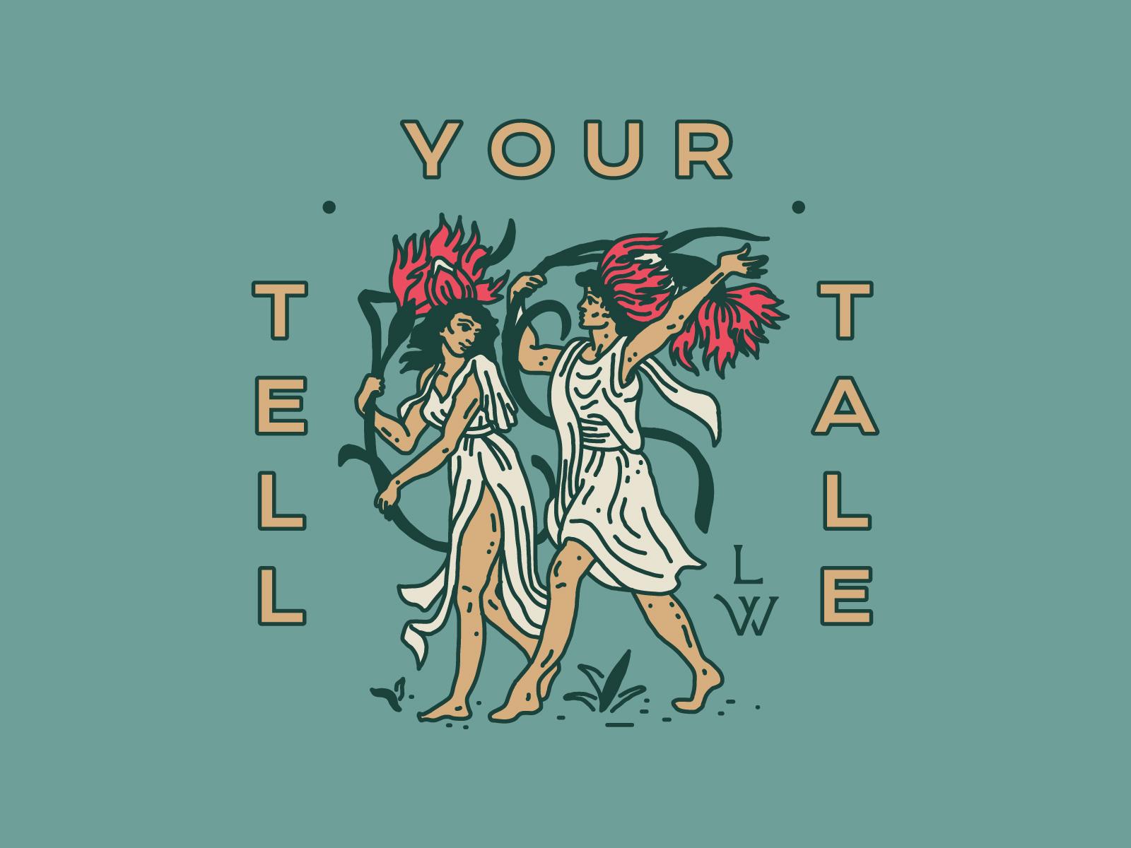 Little wild tell tale