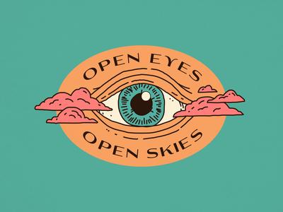 Open Eyes / Open Skies