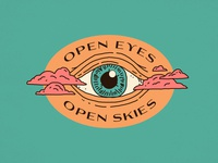 Open Eyes / Open Skies