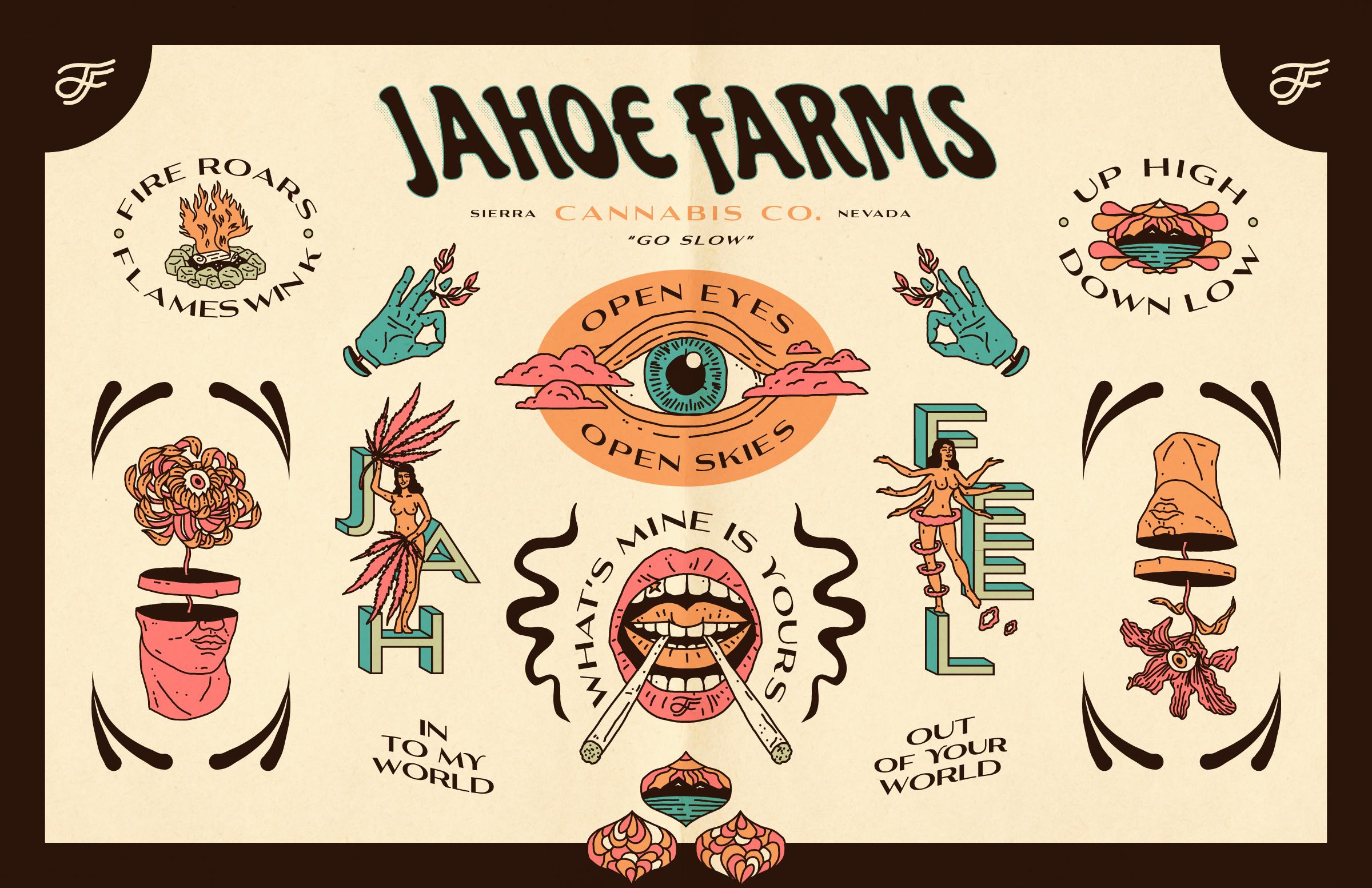 Jahoe   full sheet