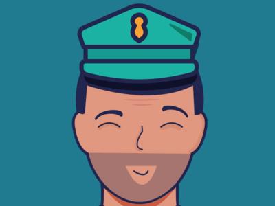 Character Designs (work in progress) illustration graphic design art direction