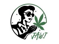 Jawi Grown logo design